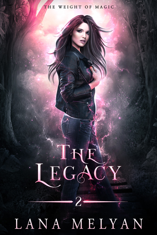The Legacy - The Weight of Magic